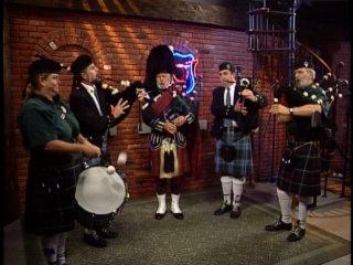 207 Bagpipers